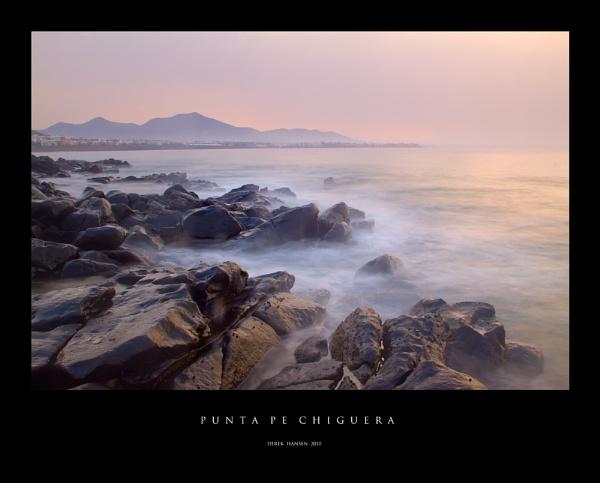 Punta Pe Chiguera, Lanzarote by derekhansen