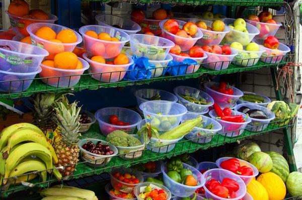 fruit n veg by adobedon