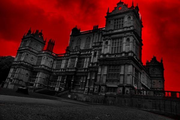 haunted mansion by wayne1984