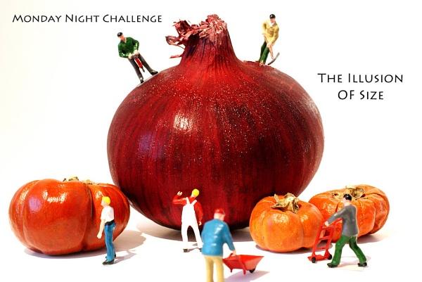Monday Night Challenge 11th October by RickyRossiter
