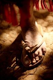 foot of vendor