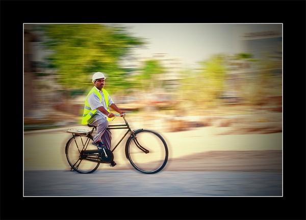 Bicycle by Saigonkick