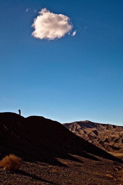 Alone Man by aminnadi