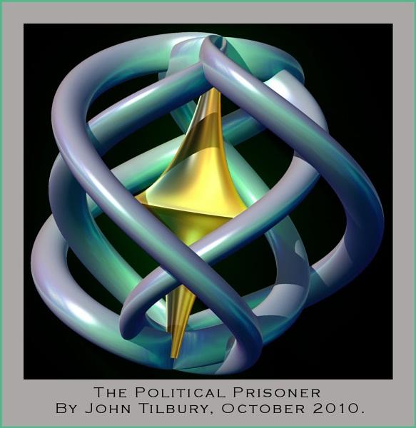 The Political Prisoner by Johnfromnotts