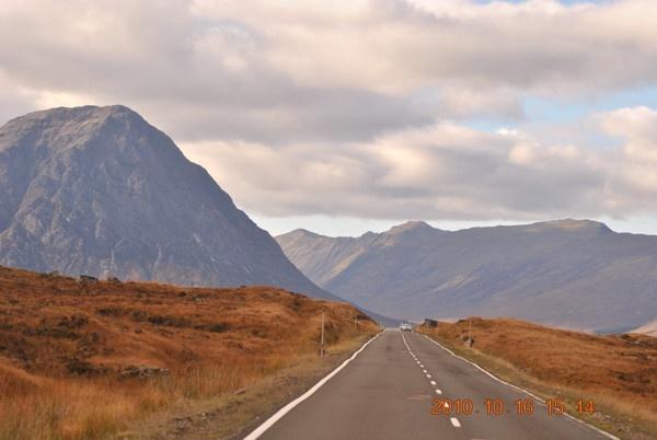 Glencoe  scotland by rhonahelen