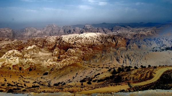 Petra Region in Jordan by peggyb