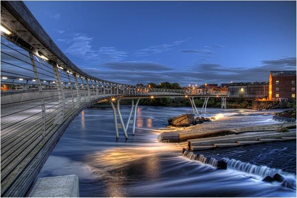 Castleford Footbridge by Phil32