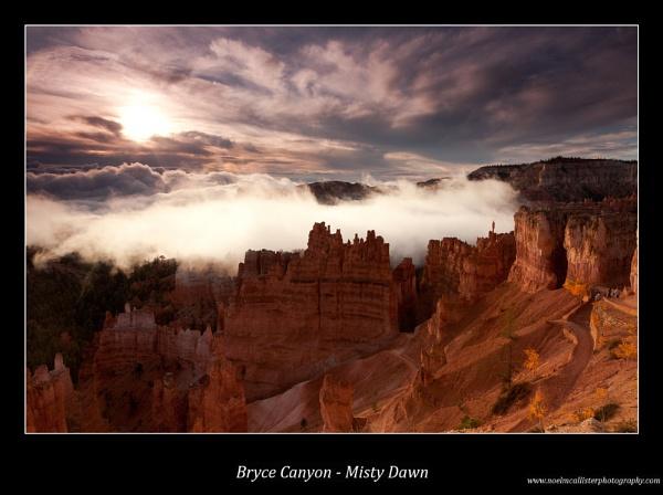 Bryce Sunrise by Weirdfish695