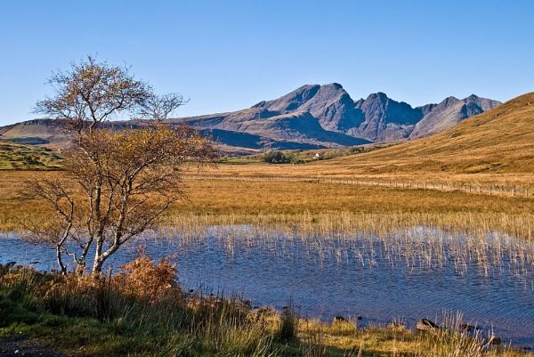 Blabheinn from Loch Cill Chriosd by Sasanach