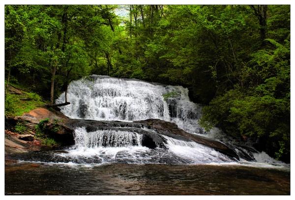 Carrick Creek Falls by cdebnam