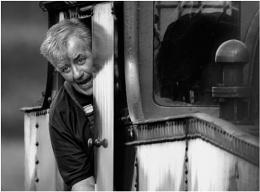 Mr Engine Driver
