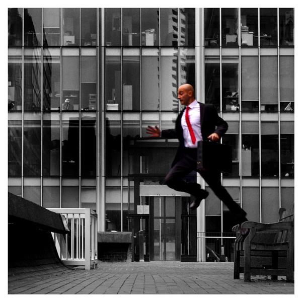 Great Leap Forward! by tony64