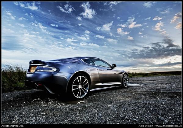 Aston Martin by ade_mcfade