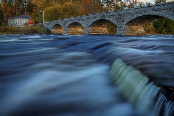 Pakenham Bridge, Ontario, Canada by pgoodwill