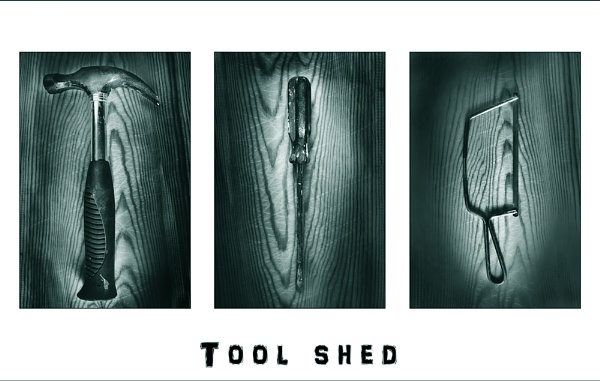 Tool shed by C_Daniels
