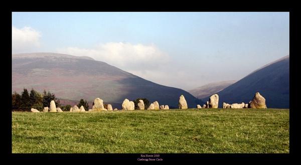 stone circle (castelrigg) by kencbr