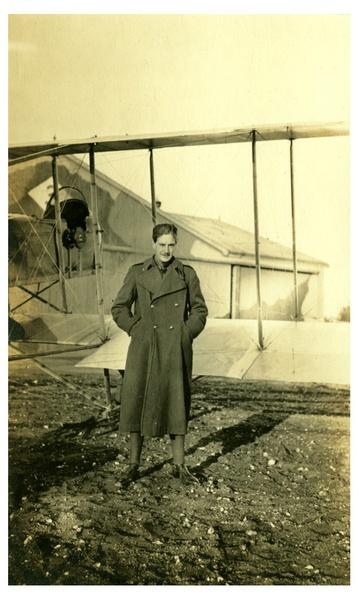 WW I Pilot by James_C