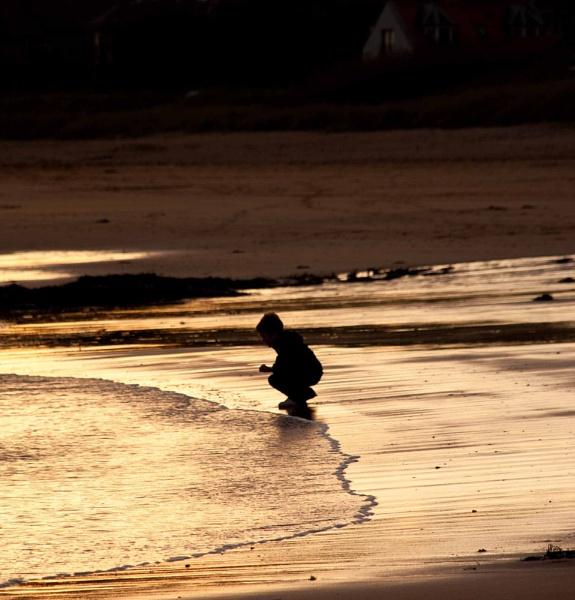 On the beach by NeilJD