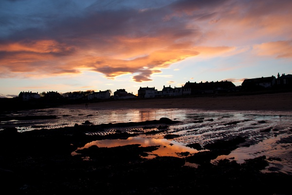 Elie Sunset by NeilJD