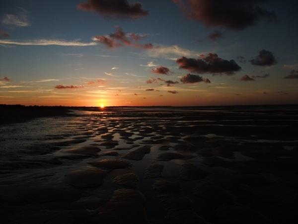 Ouistreham Sunset