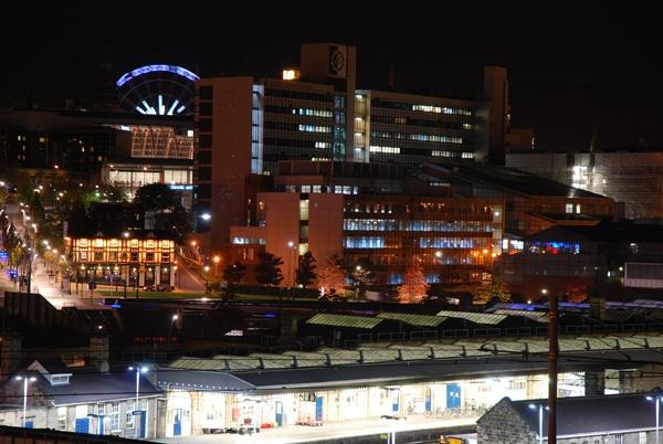 Sheffield Hallam University by CheethamD