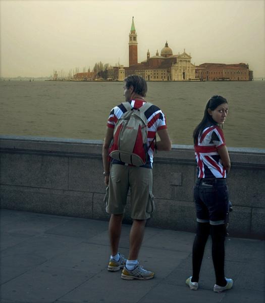 Brits Abroad by BevHadland