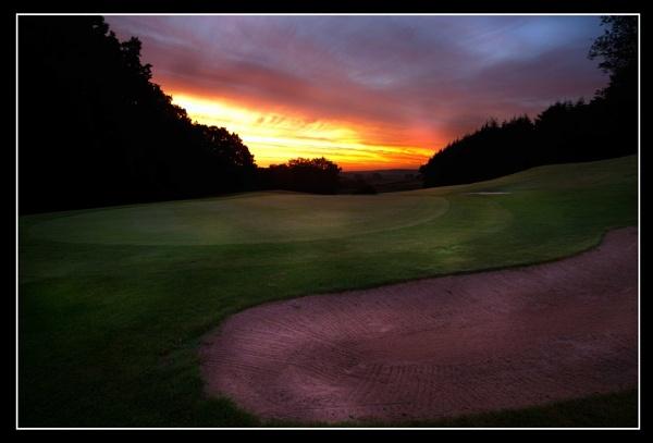 7th Green Greenmeadow Golf Club by Bodiewil