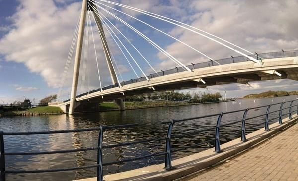 Southport bridge by jimmy-walton
