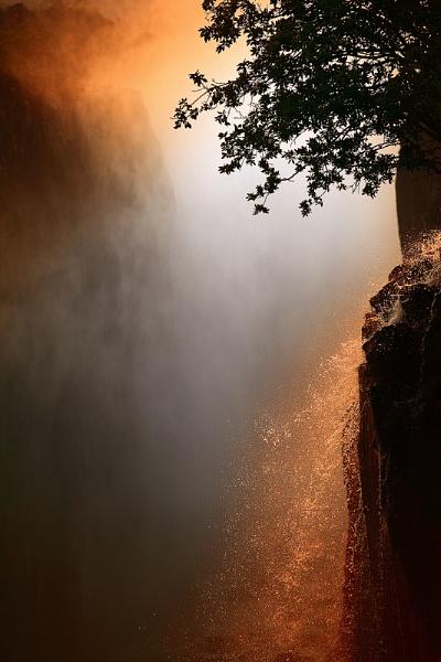 Victoria Falls II by JamesAppleton