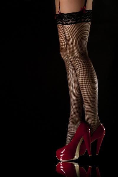 Red Shoes by SteveSav