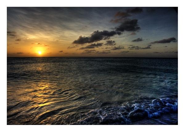 Caribbean Sunset 2 by philsmed