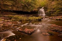 Cauldron Falls Autumn