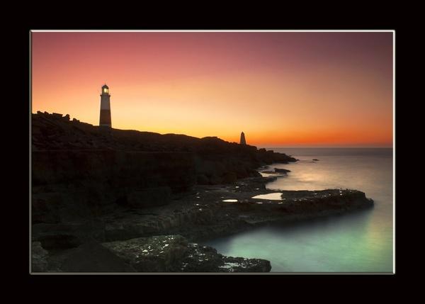 Portland Bill Sunrise by Sloman