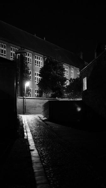dark dank streets by wayne1984