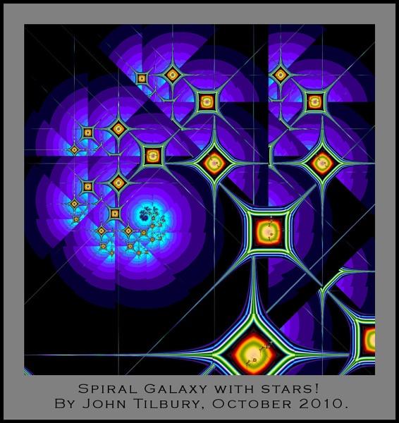Spiral Galaxy? by Johnfromnotts