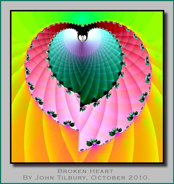 Broken heart by Johnfromnotts