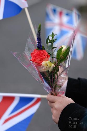 Flags & Flowers by nikonhammer