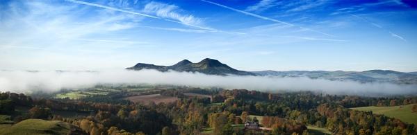 Misty Morning by digitalpic