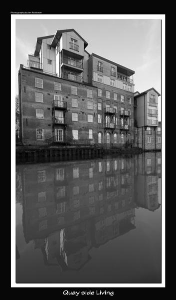 quay side living by ianrobinson