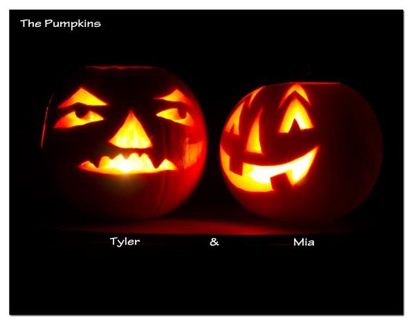pumpkins by ianrobinson