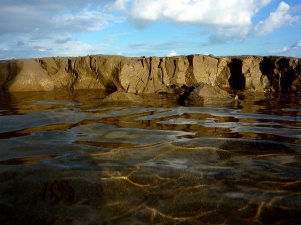 Sand Bank by seaviewlou