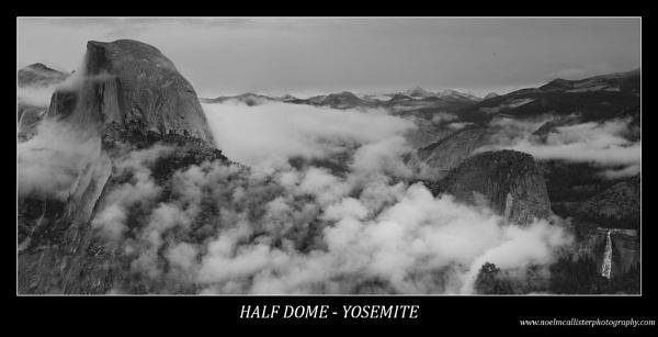 Misty Yosemite by Weirdfish695