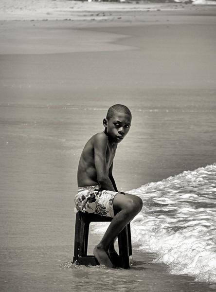 the boy with sad eyes by Joao_Lopes
