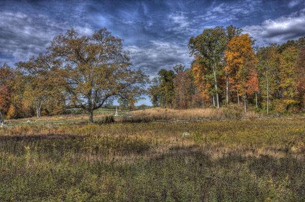 Gettysburg Field by 1Wizzard1