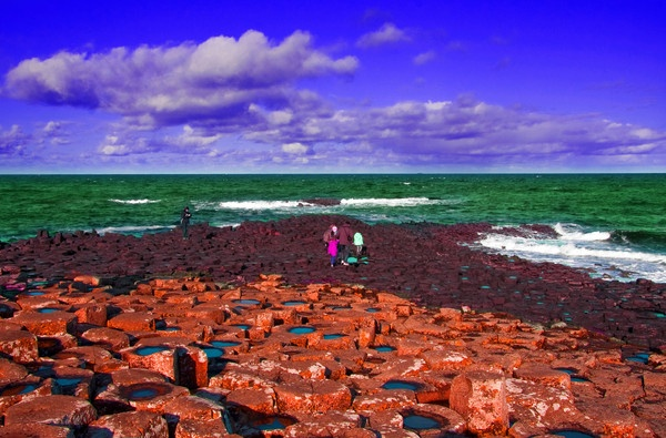giants causeway with a twist by johnheaney