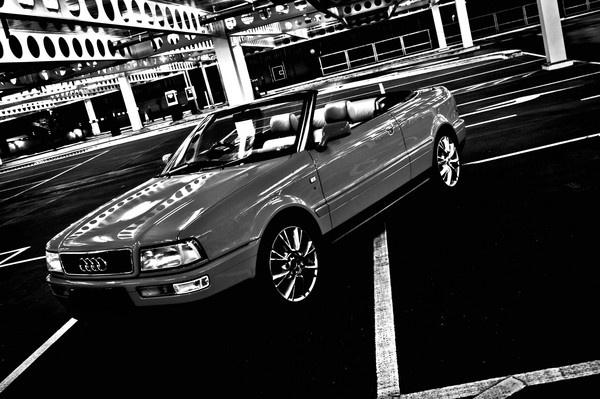 Audi by AndyMcCartan