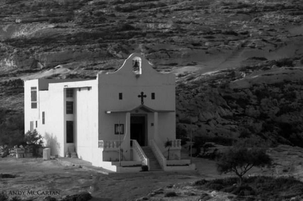 Azure Church by AndyMcCartan