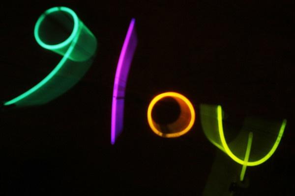 Glow sticks by crazylady