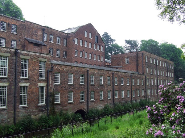 Quarry Bank Mill by Ian_R