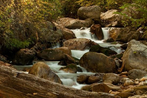 Autumn Stream by Lakeyw